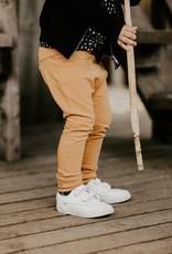 Sloper-Pants ochre-coloured