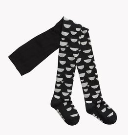 PAPU / Kids Tights black/cream
