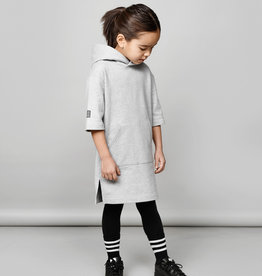 PURE BASICS / Kids Hooded Tunic 100% recycled materials