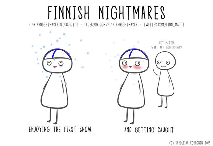 First Snow_FinnishNightmares