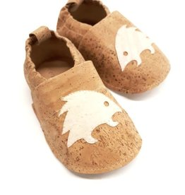 "HIPPA / Slippers ""Hedgehog"""