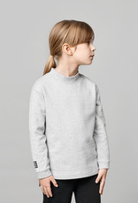 Sweater in grey 100% recycled materials