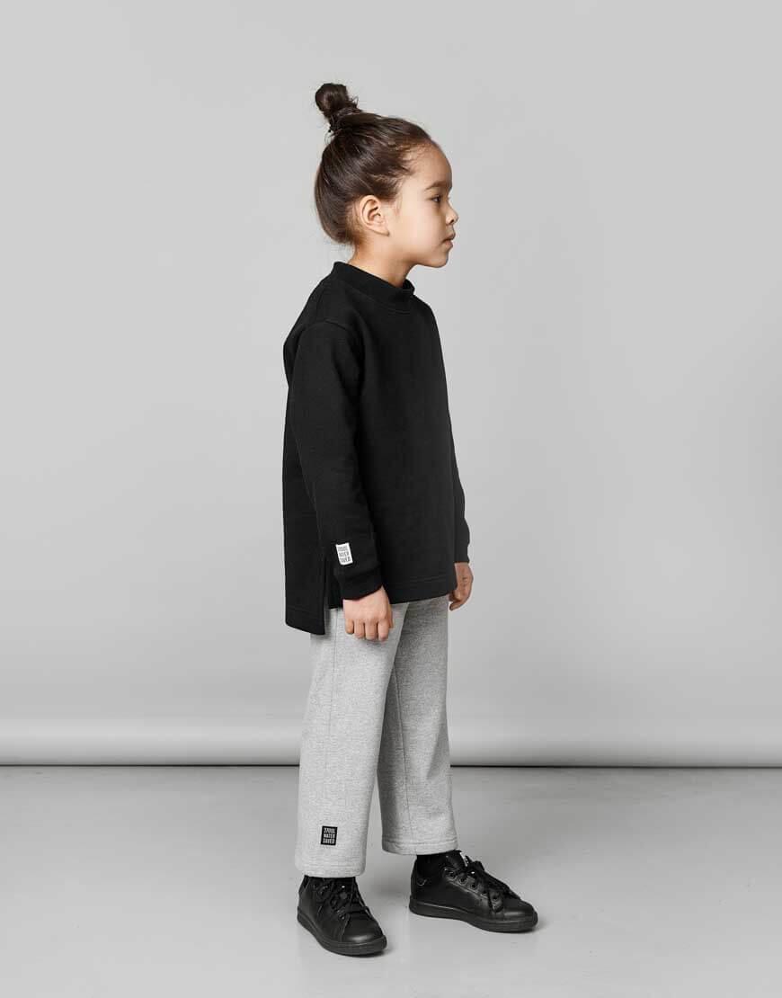 Pantalon gris colour 100% recycled materials