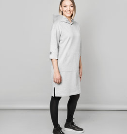 PURE BASICS / Hooded Tunic for adults 100% recycled materials