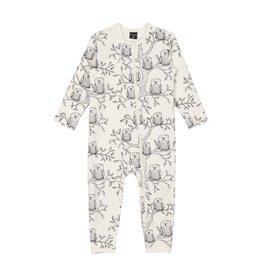 "AARRE / Baby Pyjama Schlafoverall ""Owl"""