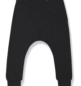 KAIKO / Sloper-Pants schwarz
