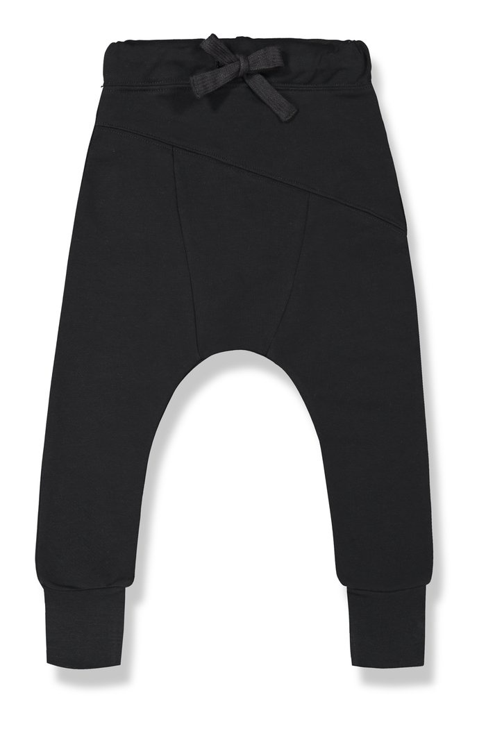 Sloper-Pants schwarz