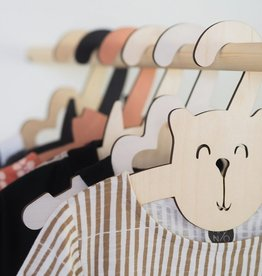 "PUINE / ""Nalle"" Dress hanger for kids"