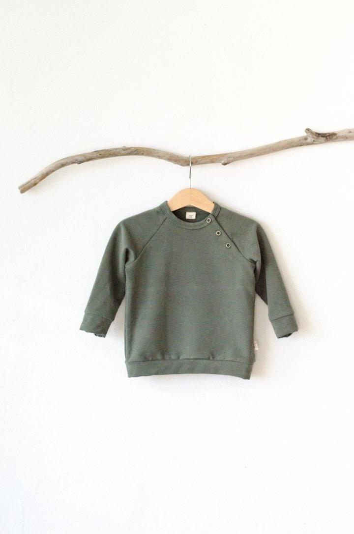 Sweater waldgrün