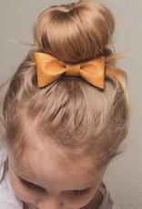 Haarschleife aus Birkenrinde