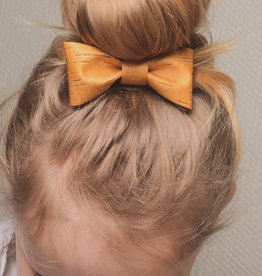 TUOHI DESIGN / Haarschleife aus Birkenrinde