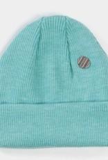 Kinder Beanie Mütze mintfarben