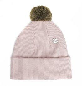 COSTO / ONE SIZE Beanie rose for adults