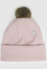 ONE SIZE Kids Beanie rose colour