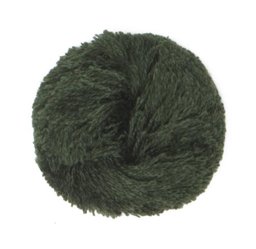 Detachable bobble forest green