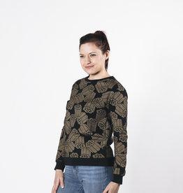 """PikkuSet / Sweater """"Kultalaku"""" for adults"""