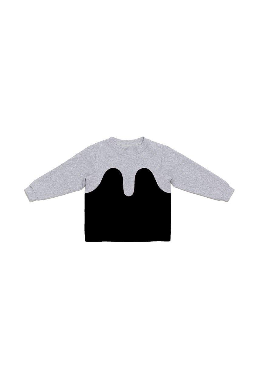 Magic Sweater grauschwarz