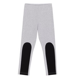 R/H / Mickey Leggings gris noir