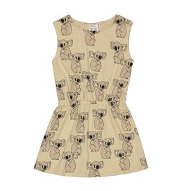 "MAINIO CLOTHING / Dress ""Grumpy Koala"""