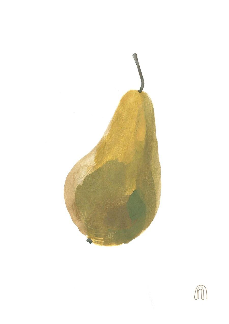 Poster Pear Art