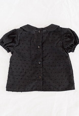 "Blouse ""BLACKY"" from cotton"