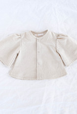 """Sleeve blouse """"PUFFY"""" made of linen"""