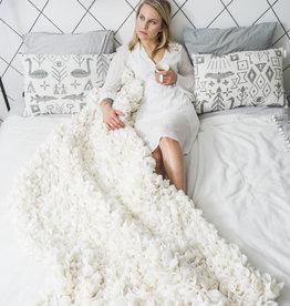 SATUNISU / Le textile de laine comme couverture ou décoration murale