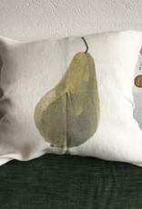"Kissenbezug ""Pear"" aus 100% Leinen"