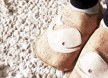 KIDS SLIPPERS BY HIPPA