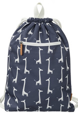 "Swimming bag ""Giraffe"" made from recycled PET bottles"