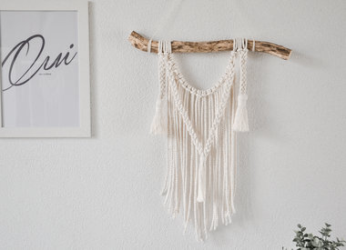 MACRAMÉ ART BY BLUSH BOHO