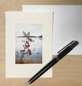 SANNA HEIKINTALO / Cartes de vœux à la main lot de 3