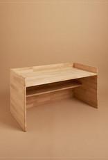 hocker / Kid's table made of 100% oak