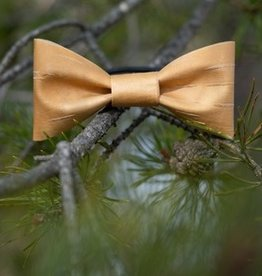 TUOHI DESIGN / Birch bark hairbow