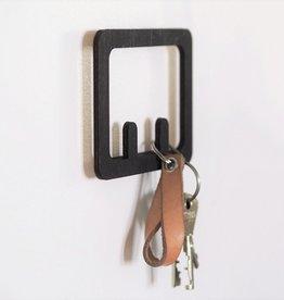 PUINE / Porte-clés en bois de bouleau