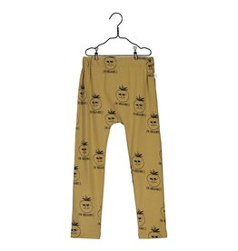 MAINIO CLOTHING / Kids pants brown coloured