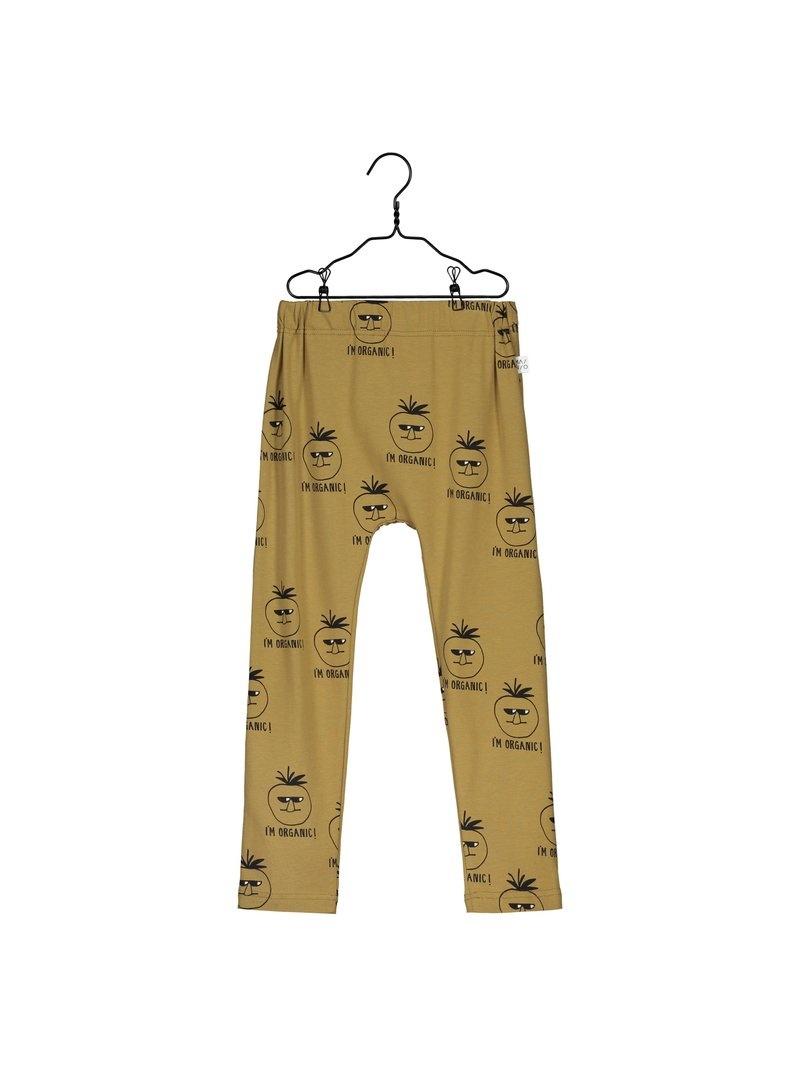 Kinder Pants braunfarben