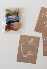 """DIY card set """"Autumn"""""""
