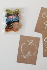"DIY lot de cartes ""Autumn"""
