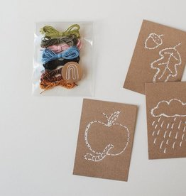 "KAARE LIVING / DIY card set ""Autumn"""