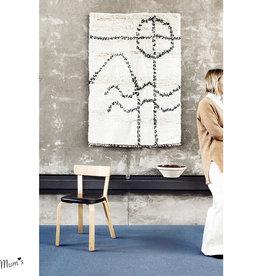 MUM'S / Woollen wall rug 100x104 cm