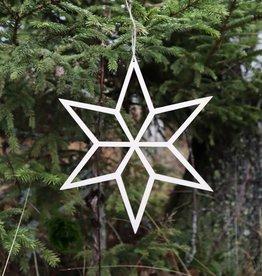 PAPURINO / Étoile de Noël couleur naturelle