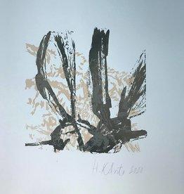 HANNA KANTO / Série Nature 40x40 cm : Partie 2