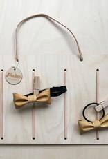 Halter aus Holz für Accessoires