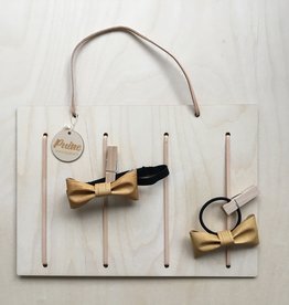 PUINE / Halter aus Holz für Accessoires