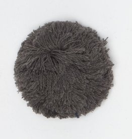 COSTO / Pompon gris foncé