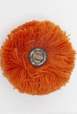 Detachable bobble orange
