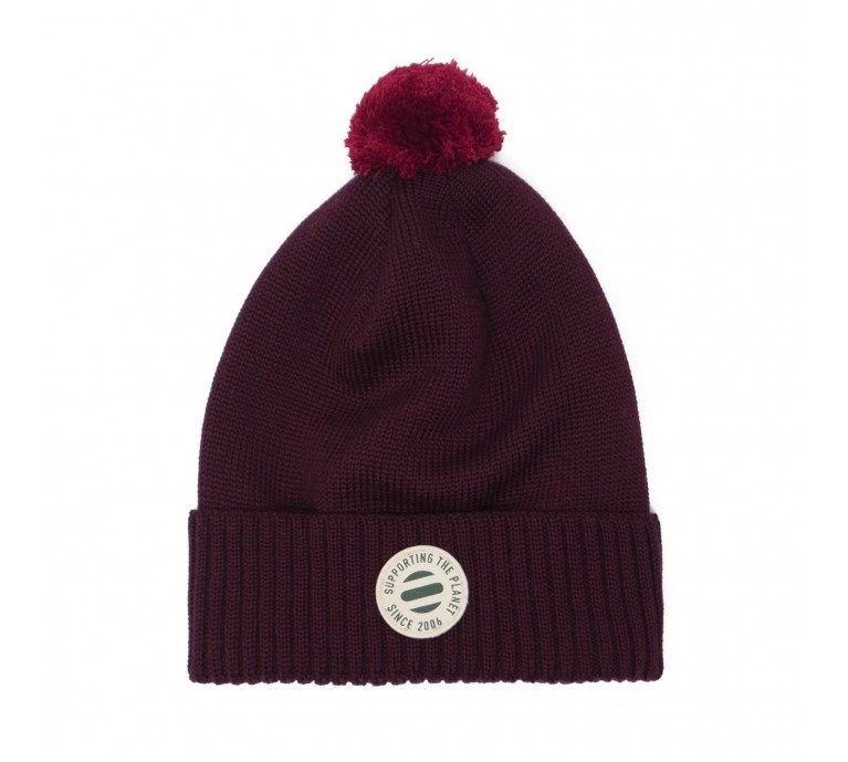 ONE SIZE Beanie Beetroot for adults