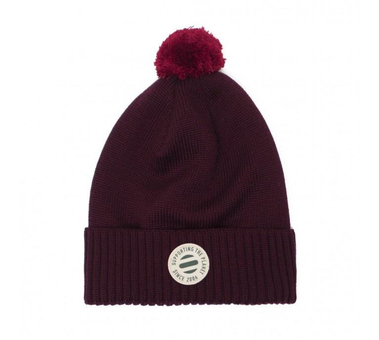 ONE SIZE Beanie Mütze rotebeetenrot für Erwachsene