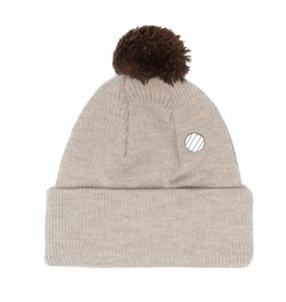 COSTO / ONE SIZE Adults Beanie beige